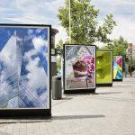Europark en Centrum-Zuid zetten in op digitale signage
